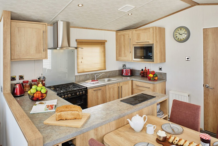 Considering a static caravan as your self build temporary accommodation?