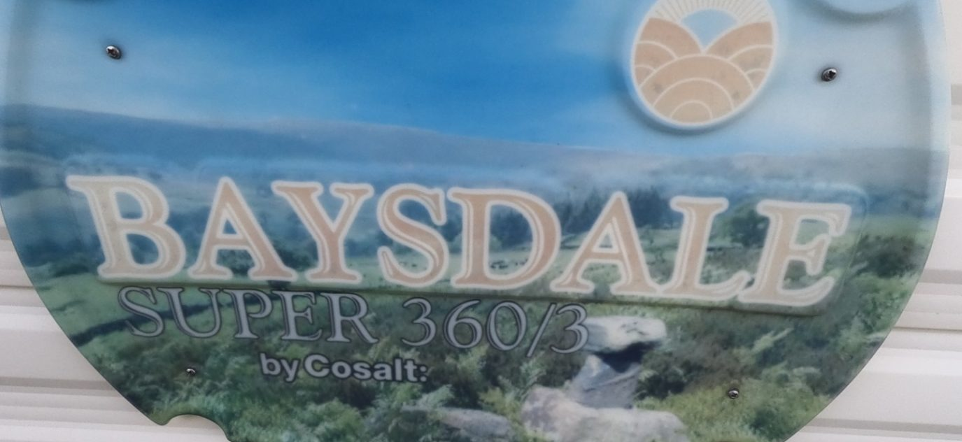cosalt baysdale super, used caravans for sale