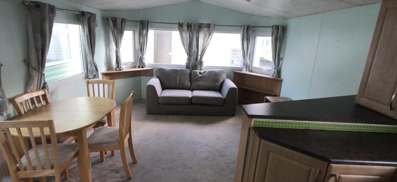 Delta Maxim static caravan for sale off site