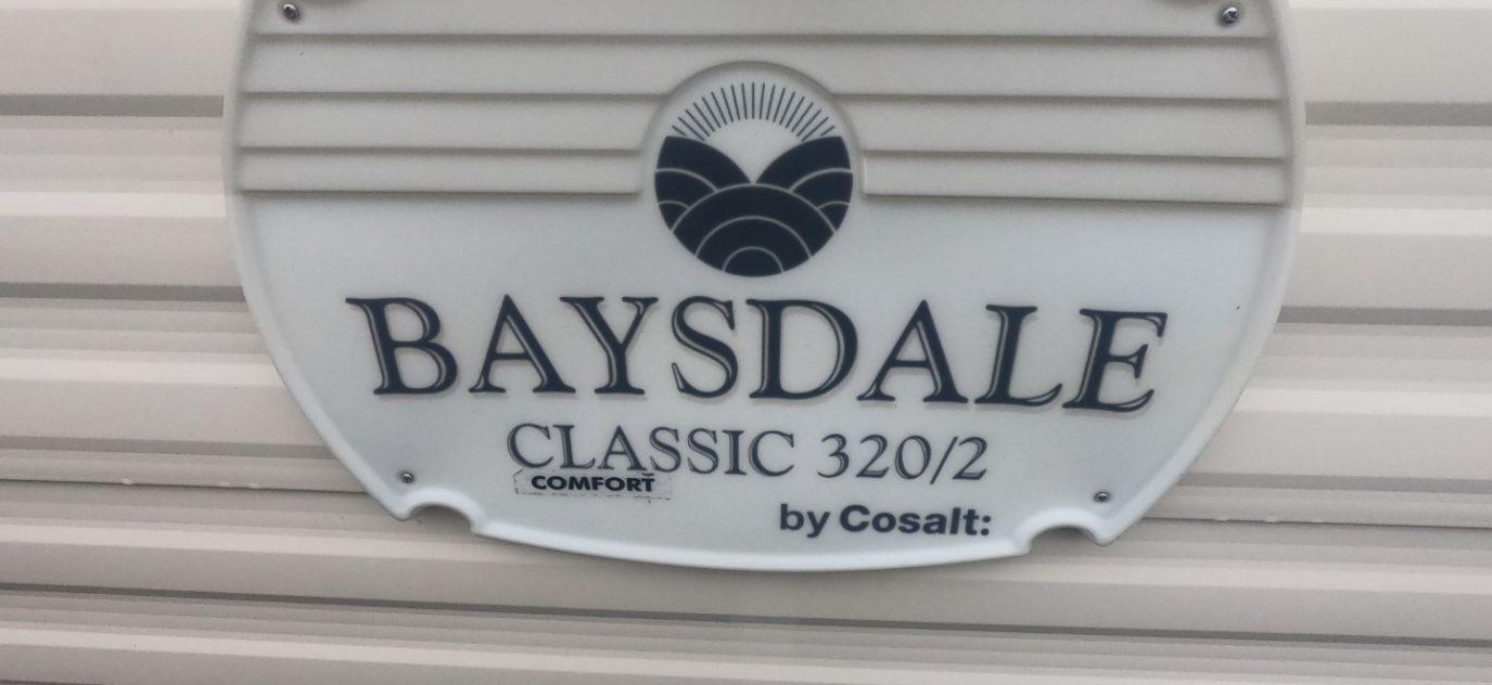 cosalt baysdale caravan