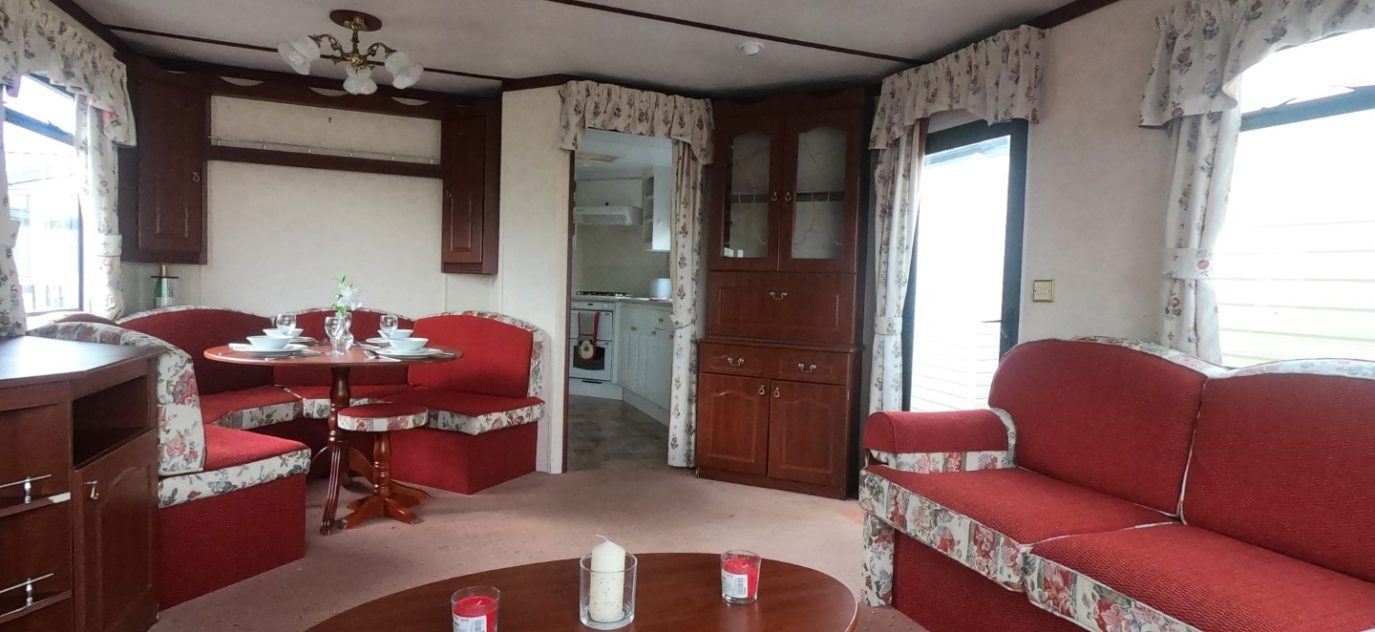 bk static caravan for sale
