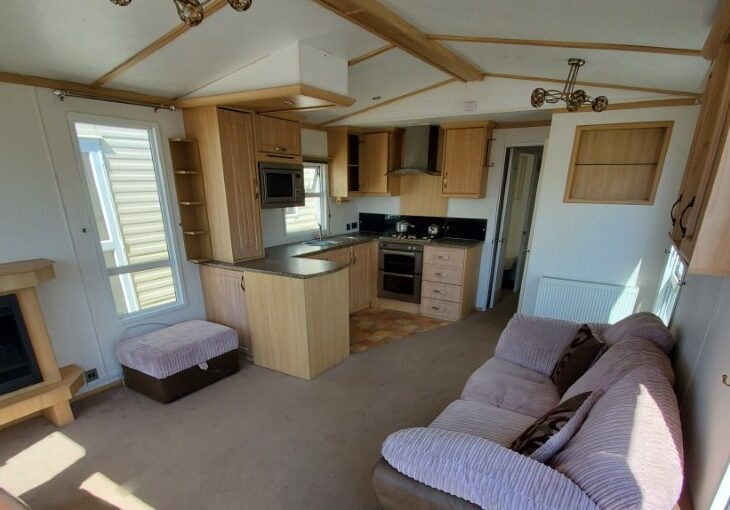 A Static Caravan For All Seasons