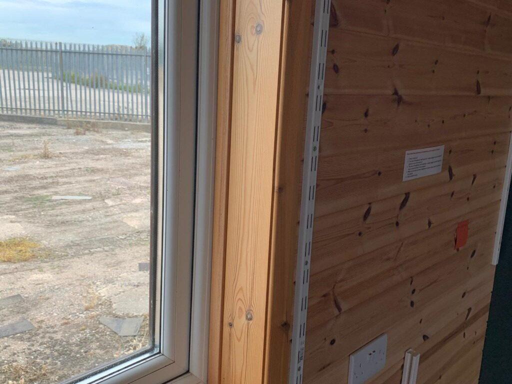 modular home, classroom unit, business premises