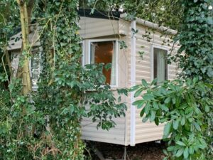 planning permission for a static caravan