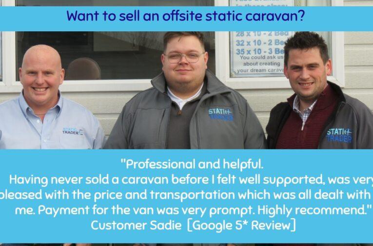 sell my static caravan