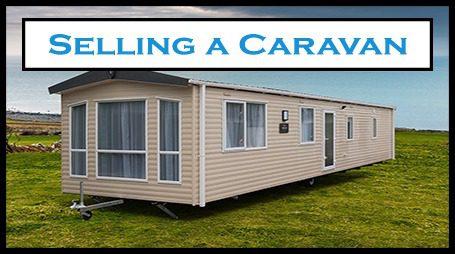 Selling a static caravan